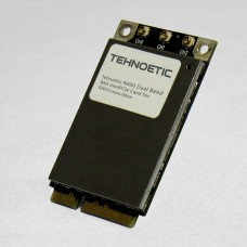 Technoethical N450 Dual Band Wi-Fi mPCIe Card for GNU/Linux