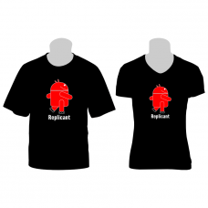 Replicant T-shirt Unisex/Female
