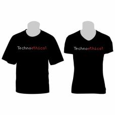 Technoethical T-shirt Unisex/Female
